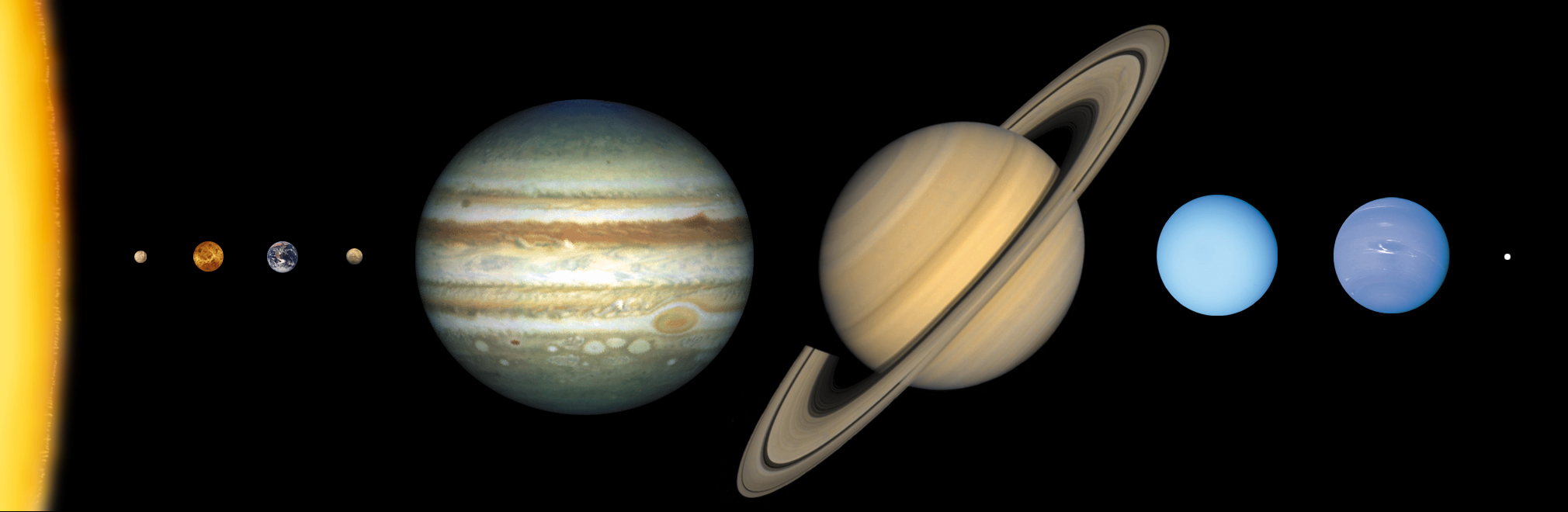 jovian planets in size order - photo #37